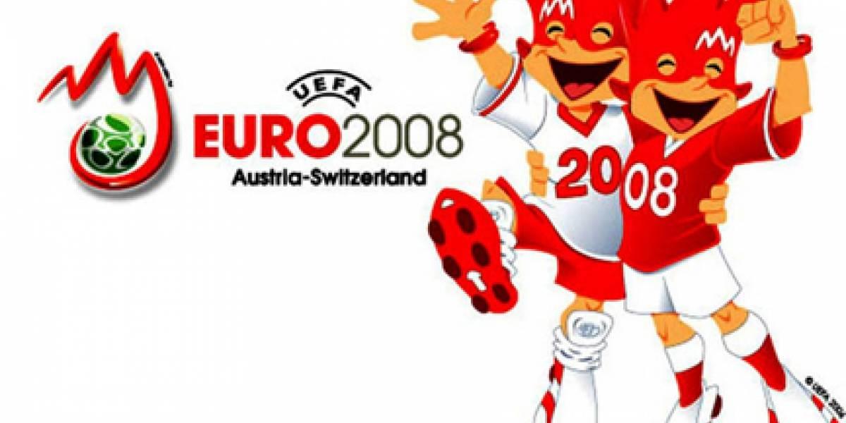 Disfruta de la Eurocopa 2008 al estilo Web 2.0