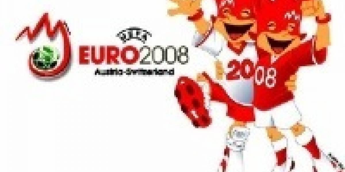 Final de la Euro Copa 2008 por Internet