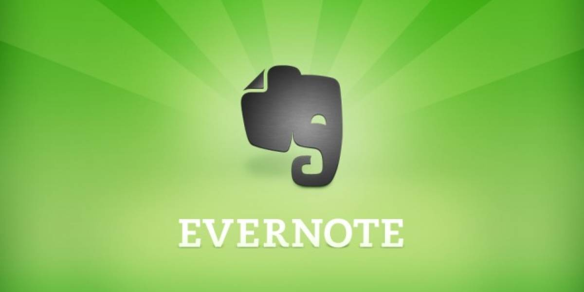 Evernote se actualiza a Material Design
