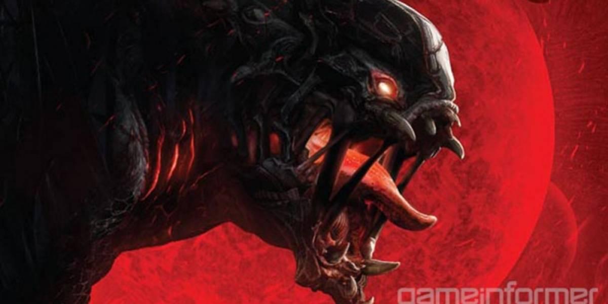Evolve es lo nuevo de los creadores de Left 4 Dead