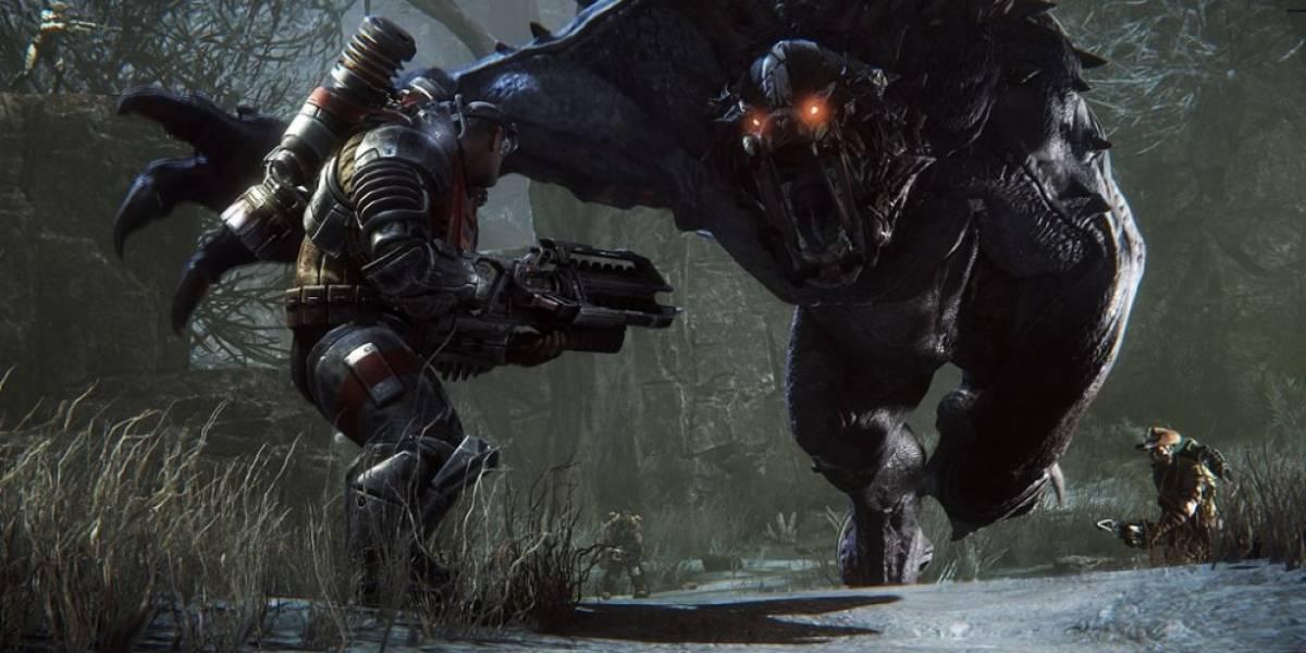 Evolve es el mejor juego del E3 2014 en los Game Critics Awards