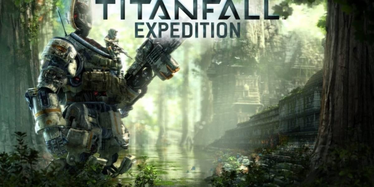 El primer DLC para Titanfall llegará en mayo