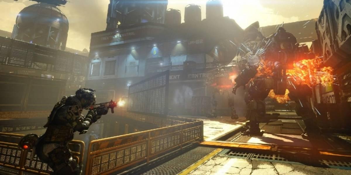 DLC de Titanfall para 360 saldrá en una fecha posterior a One y PC