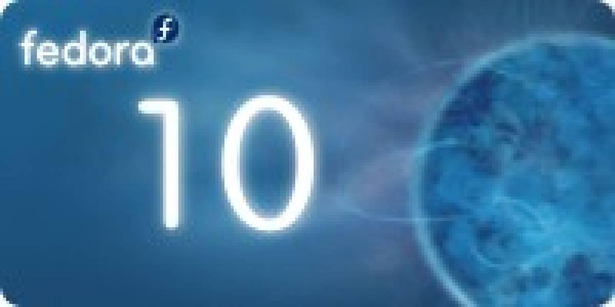 Fedora 10 disponible para descarga