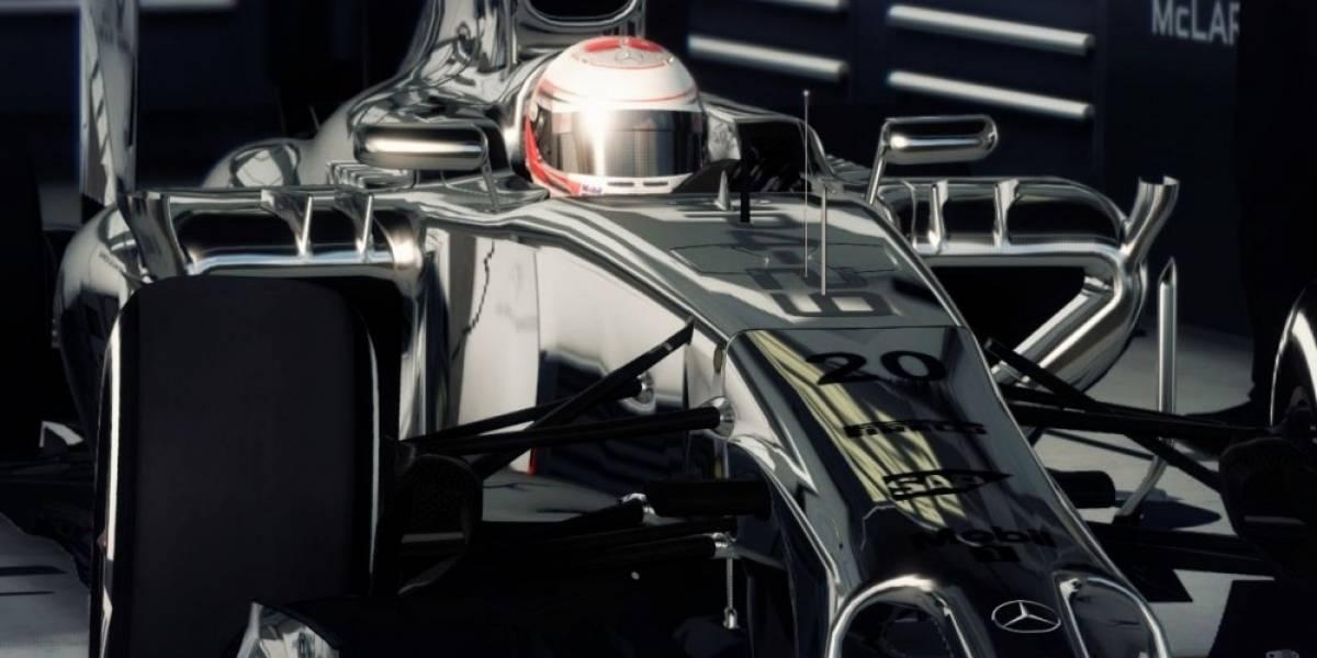 Codemasters anuncia F1 2014