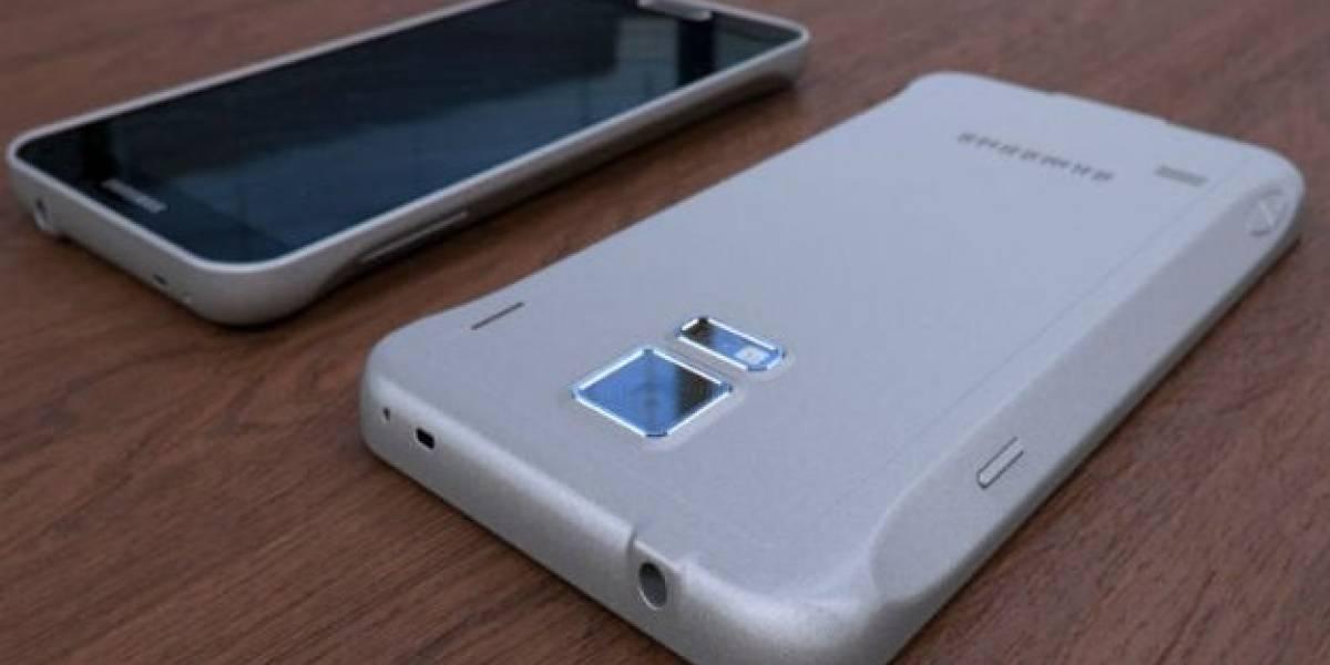 Aparecen imágenes del Samsung Galaxy F
