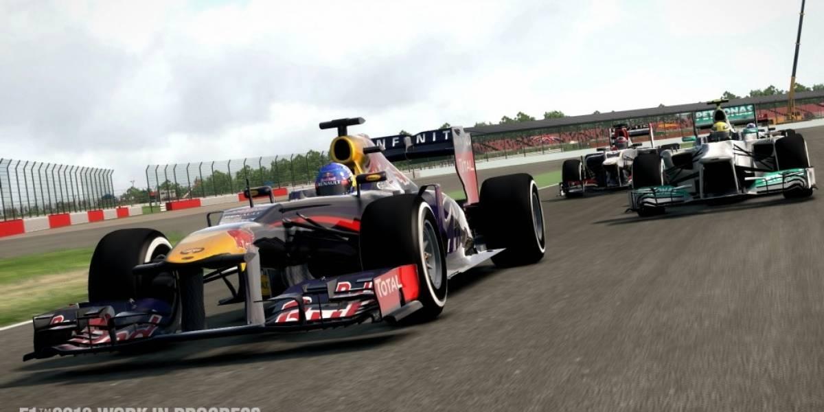 Codemasters anuncia la fecha de lanzamiento de F1 2013