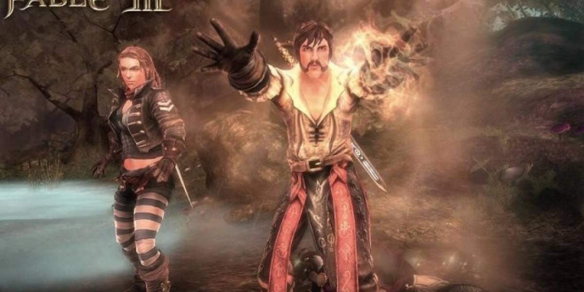 Fable III será gratis en Xbox Live hasta el 30 de junio