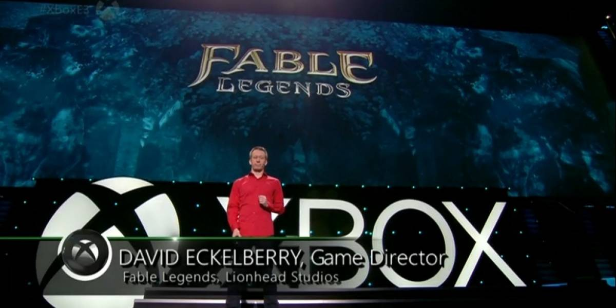 Primer video con jugabilidad de Fable Legends #E32014