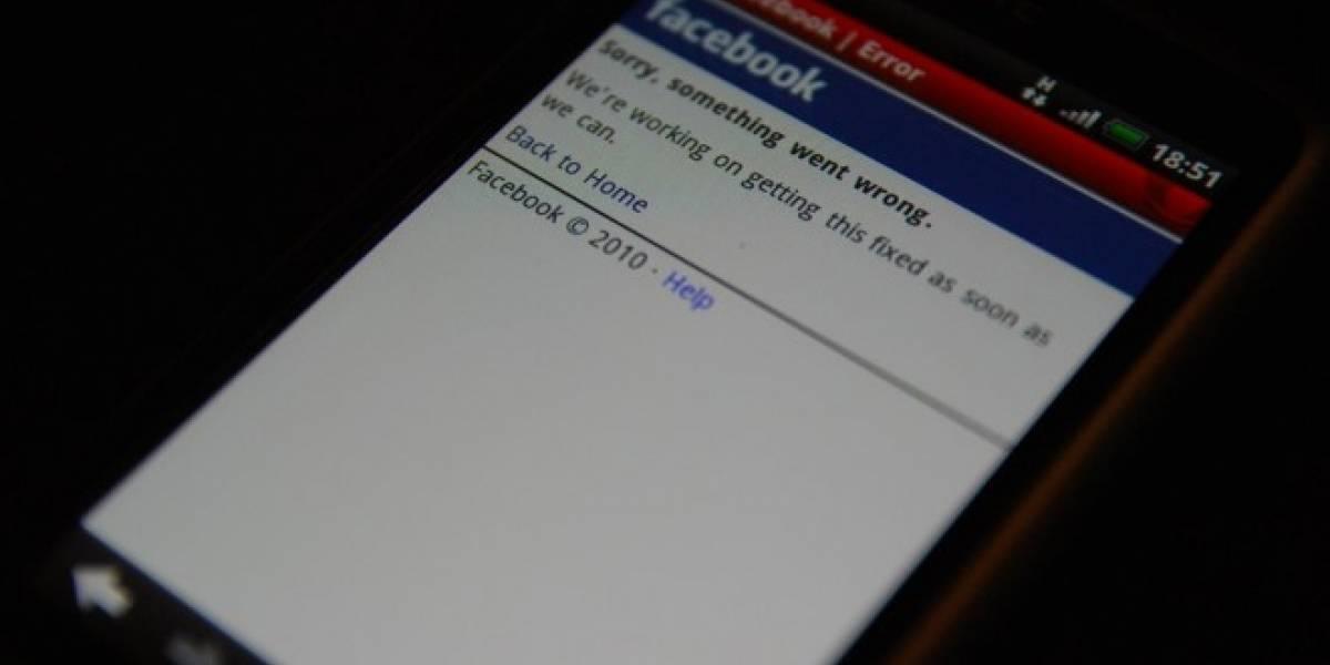 Dos tercios de los ingresos de Facebook son por publicidad móvil