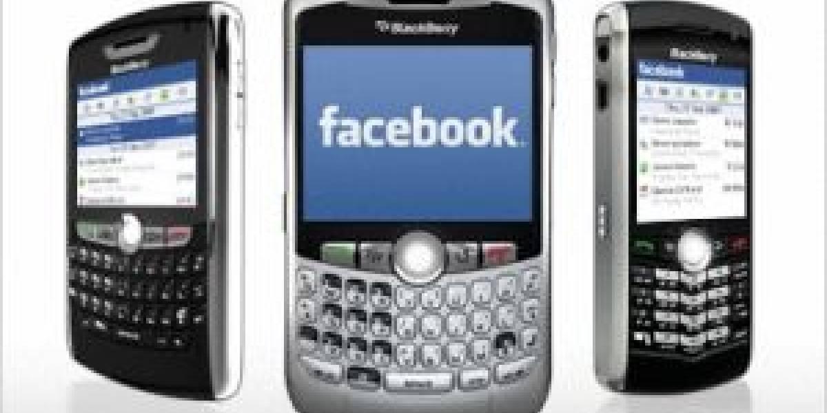 Futurología: Cliente Facebook 1.5 para BlackBerry el 2009