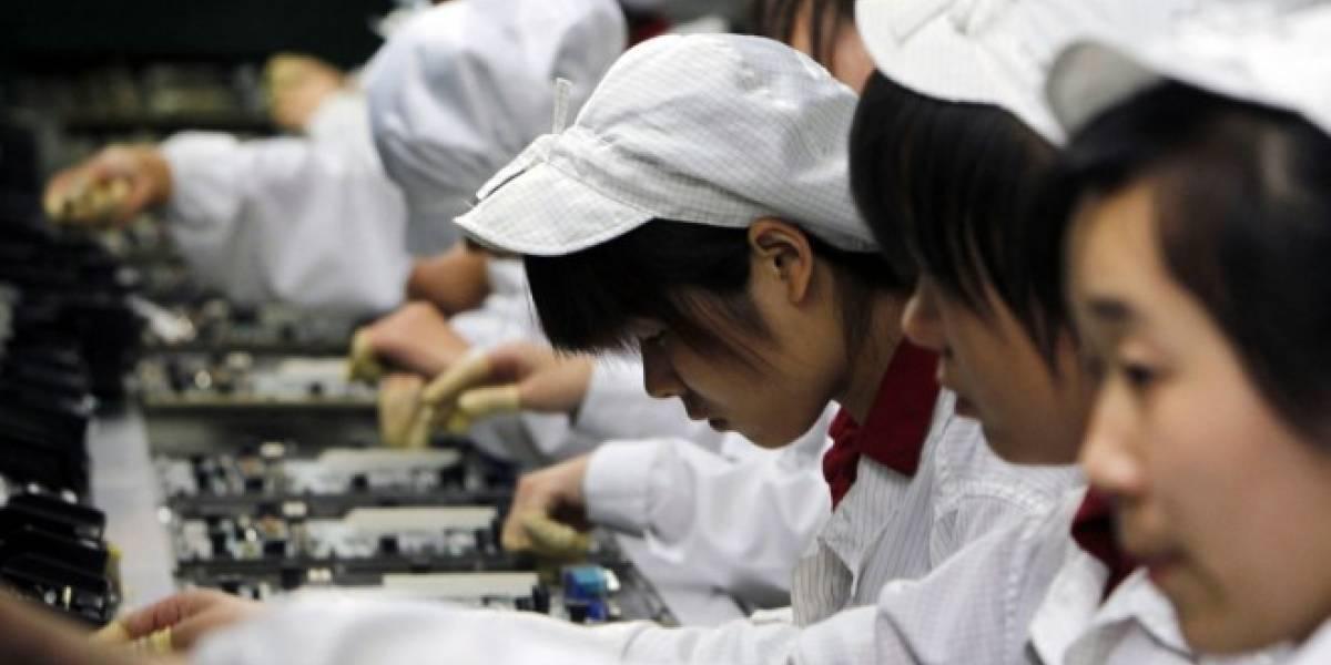 Samsung suspende contrato a fabrica que explotaba a niñas en China