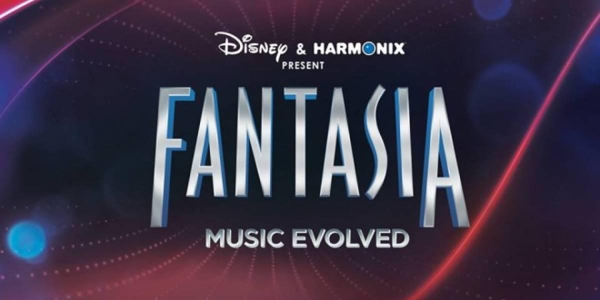 Fantasia: Music Evolved es lo nuevo de Harmonix y Disney