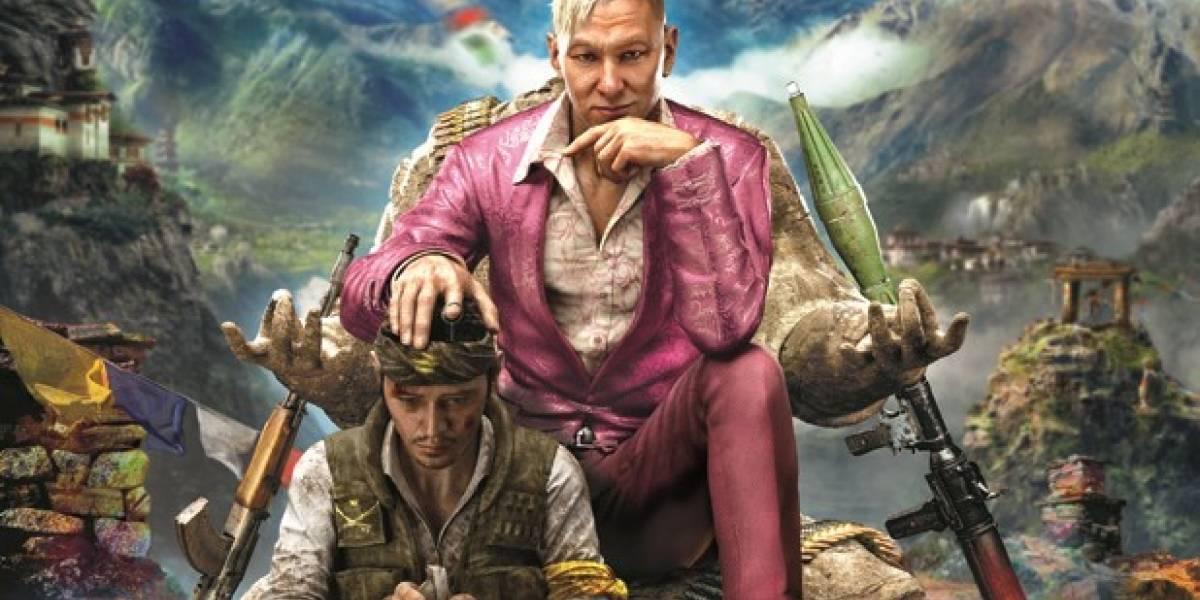 """""""La resolución no es algo importante"""", dice director creativo de Far Cry 4"""