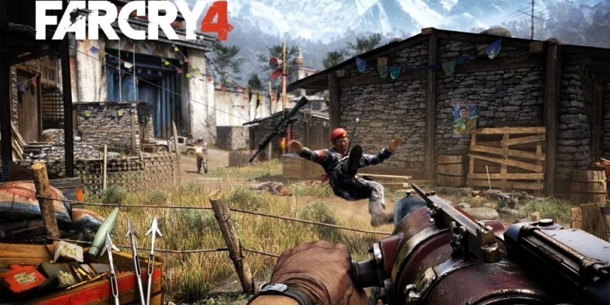 El nuevo tráiler de Far Cry 4 viene con las alabanzas de la prensa