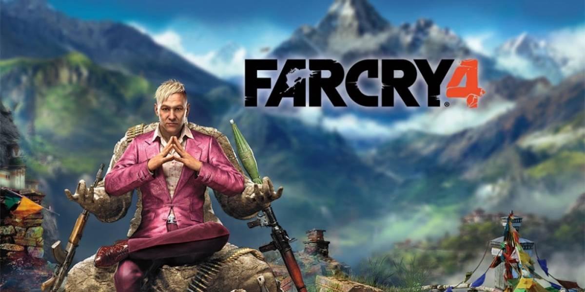 Ubisoft muestra los primeros cinco minutos de Far Cry 4 #E32014