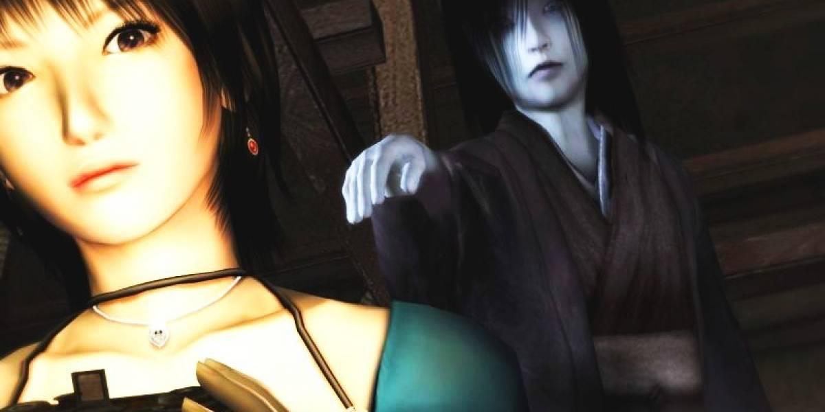 Tecmo Koei y Nintendo se asocian para un nuevo Fatal Frame