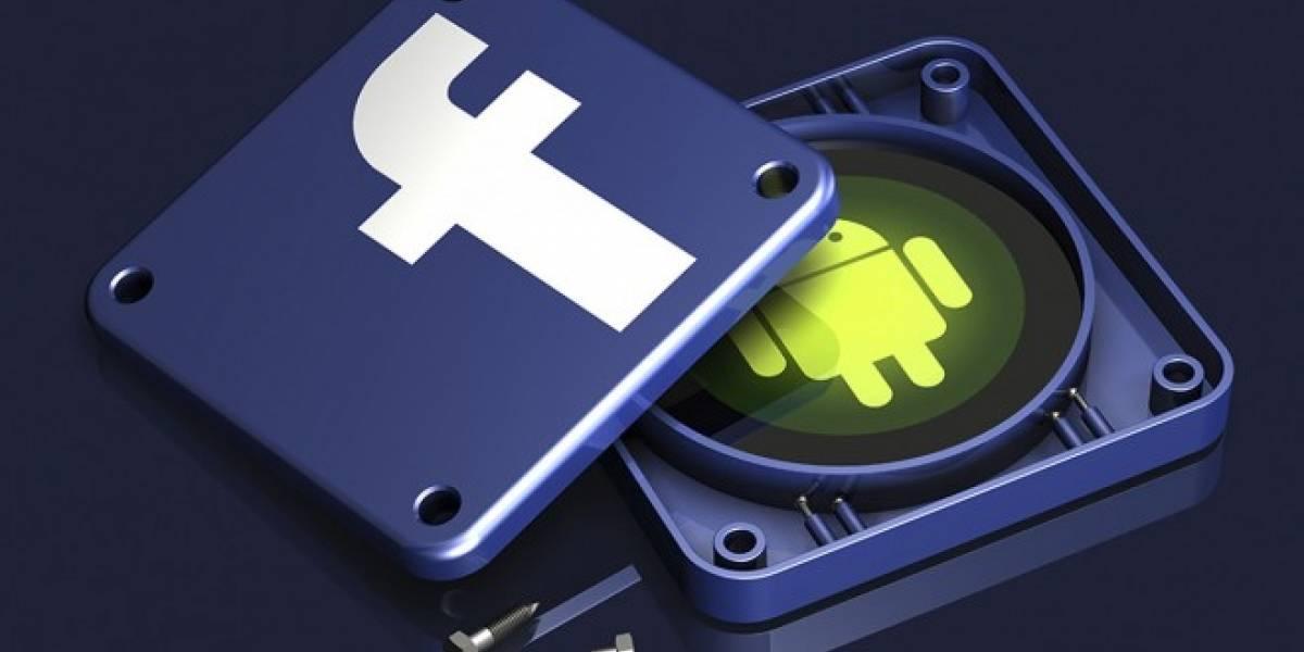 Facebook estrenará un nuevo diseño gráfico más colorido en Android
