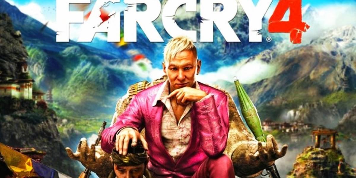 Se filtran los primeros detalles de Far Cry 4