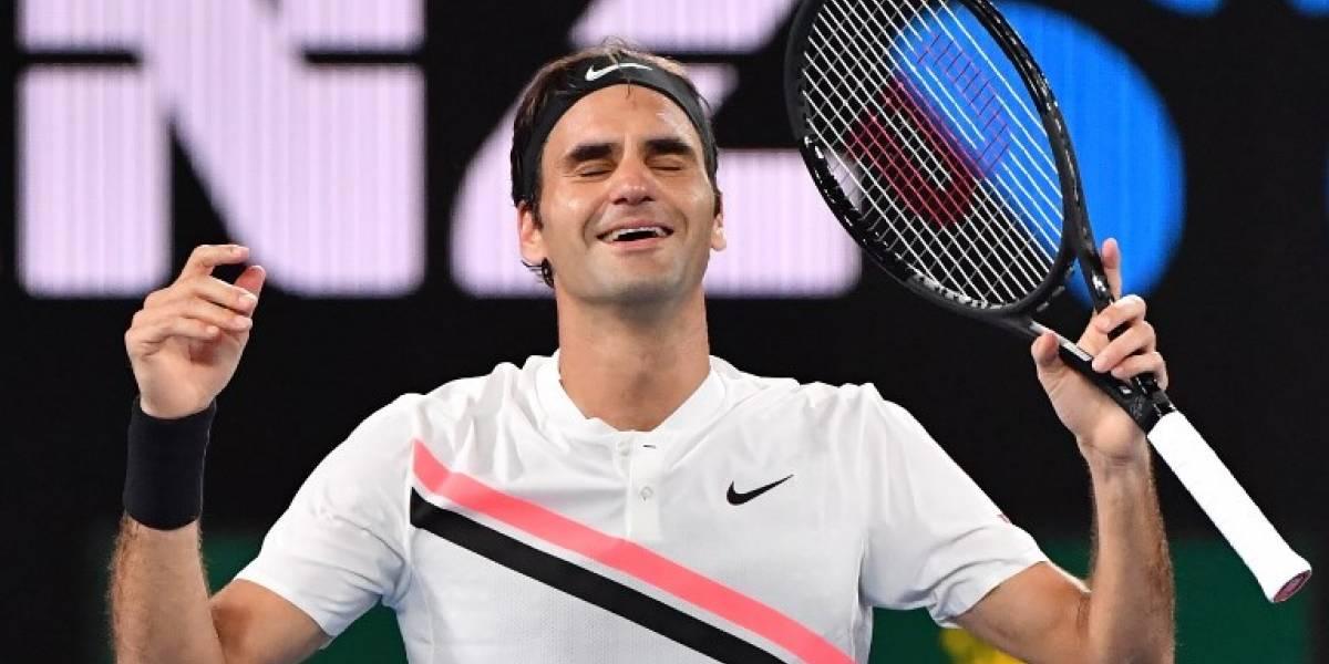 FOTOS. ¡Federer gana en Australia y levanta su vigésimo Grand Slam!