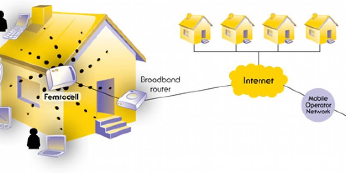 Femtocell: La solución para las redes 3G en lugares cerrados