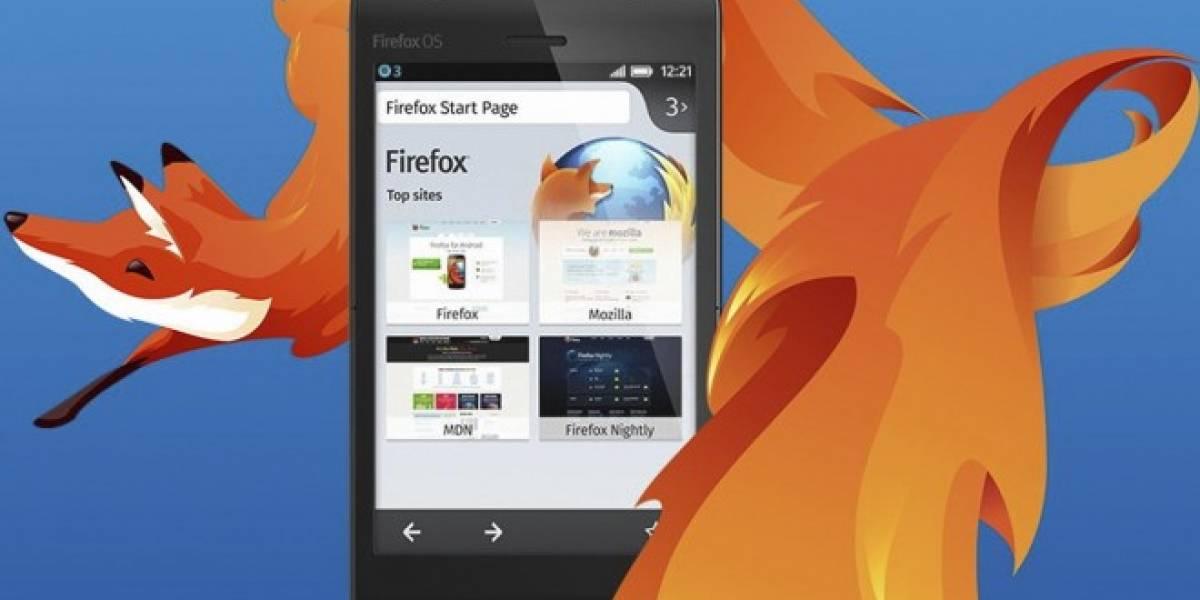 Firefox OS amplía su presencia a casi 30 países incluyendo Latinoamérica