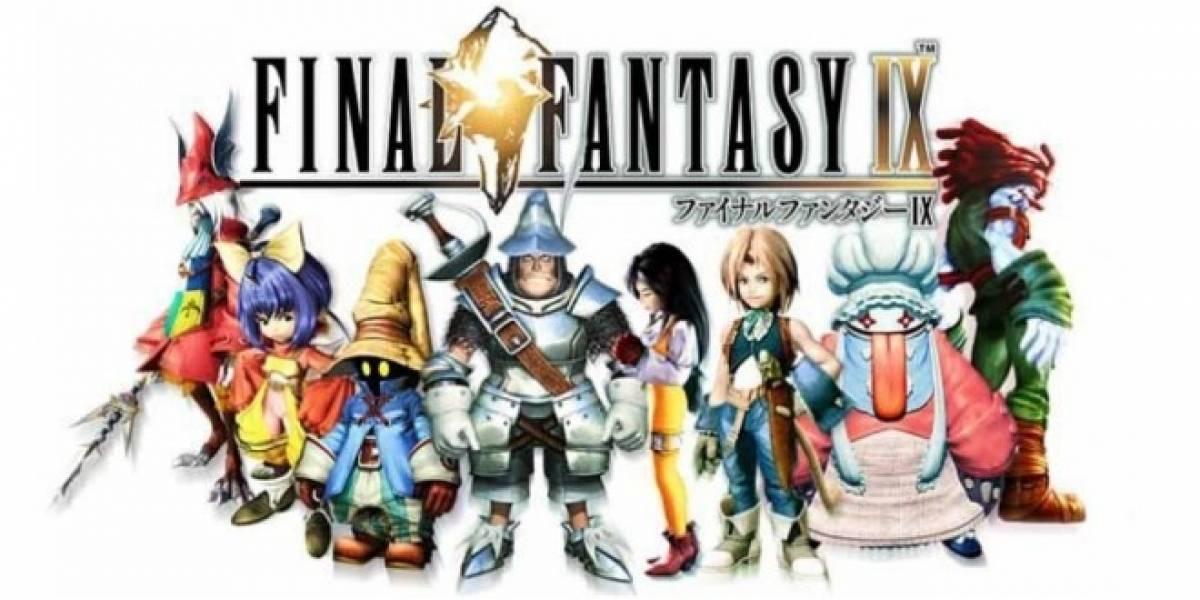 Descubren nueva misión escondida en Final Fantasy IX