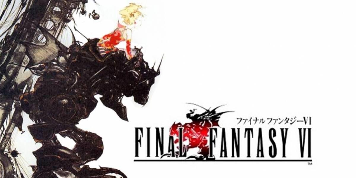 Final Fantasy VI llegará a iOS y Android en invierno del hemisferio norte