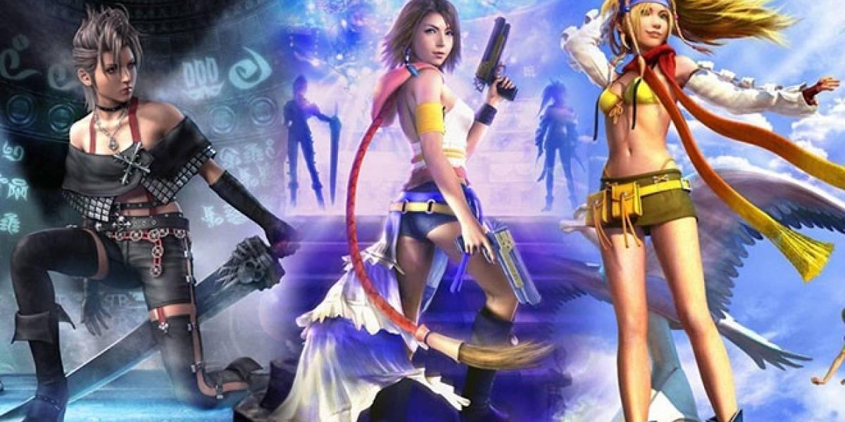 Final Fantasy X HD en PlayStation 3 podría llegar con FF X-2 incluido