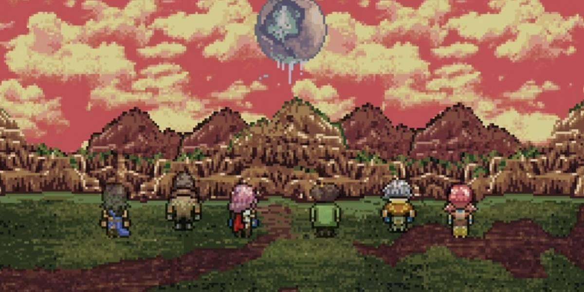 La historia de Final Fantasy XIII y XIII-2 contada al estilo retro