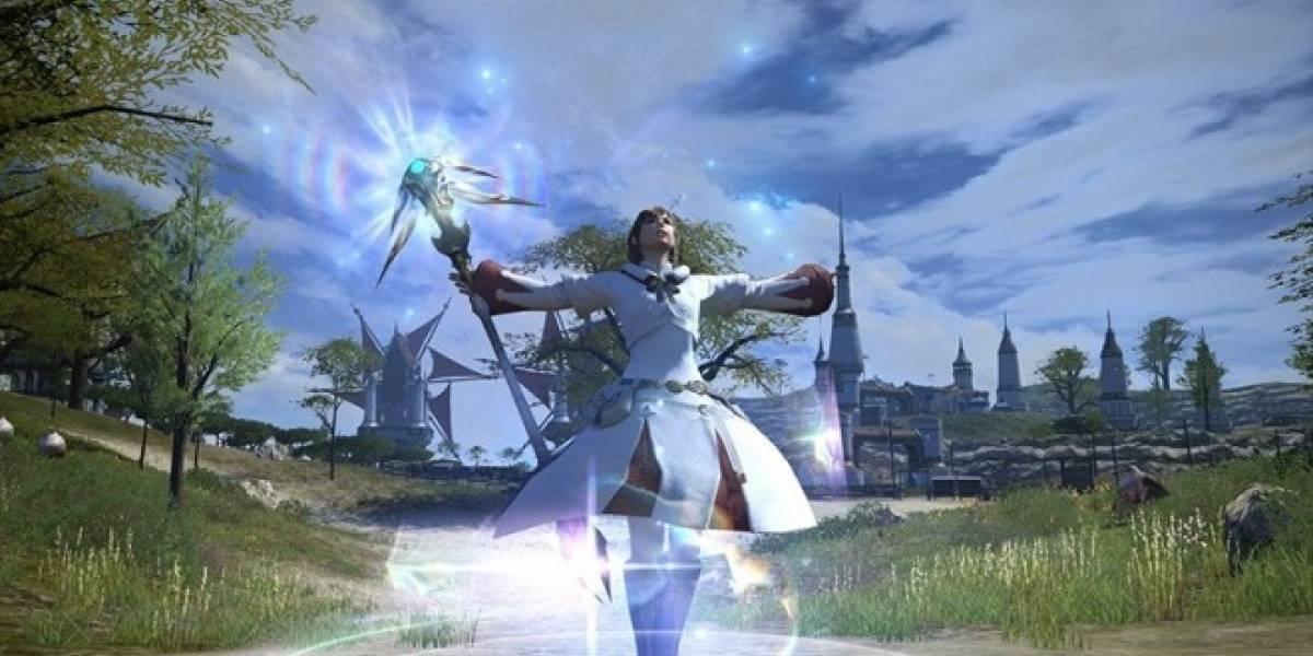La beta de Final Fantasy XIV: A Realm Reborn se alista para llegar a PlayStation 3