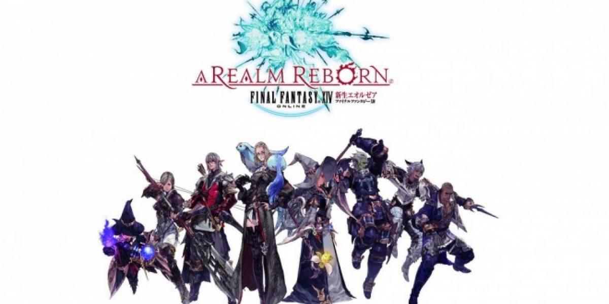 Beta de Final Fantasy XIV: A Realm Reborn alcanza el millón de suscriptores