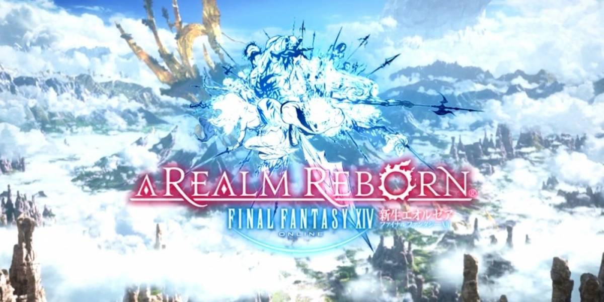Final Fantasy XIV: A Realm Reborn se deja ver en un nuevo y extenso tráiler