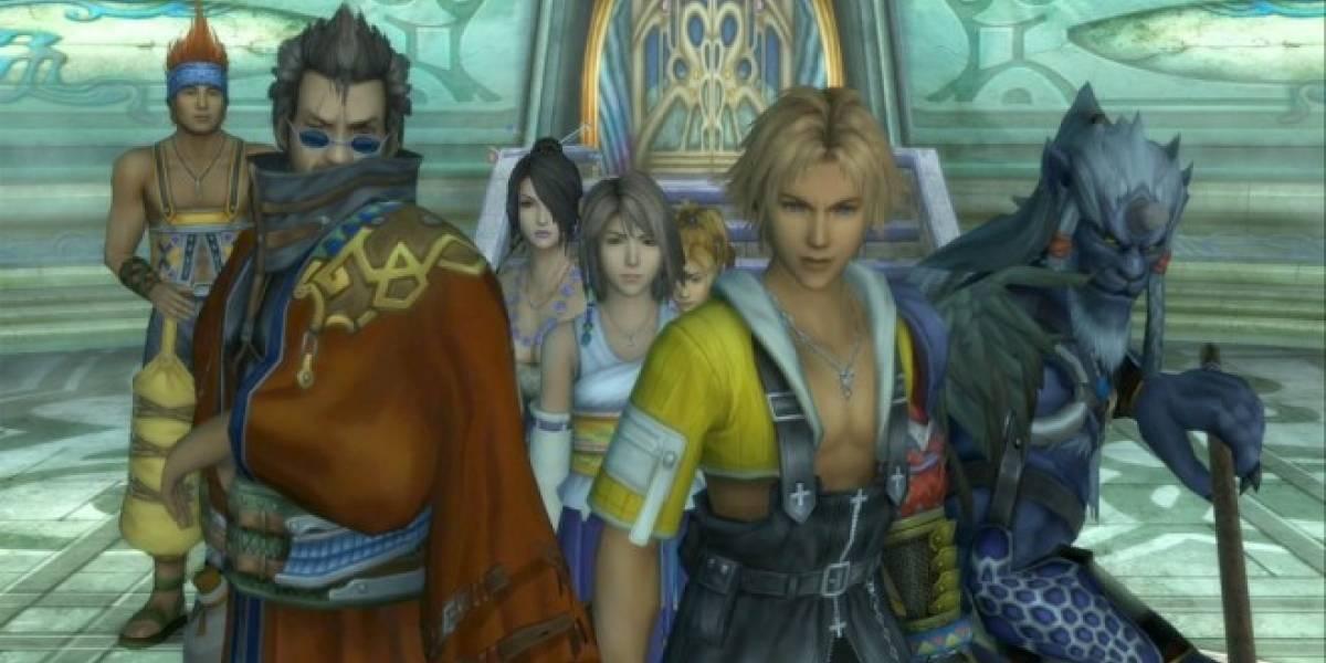 Vean el primer tráiler de Final Fantasy X/X-2 HD