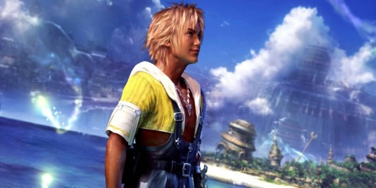 Final Fantasy X/X-2 HD contaría con la opción de continuar partidas de PS3 en Vita