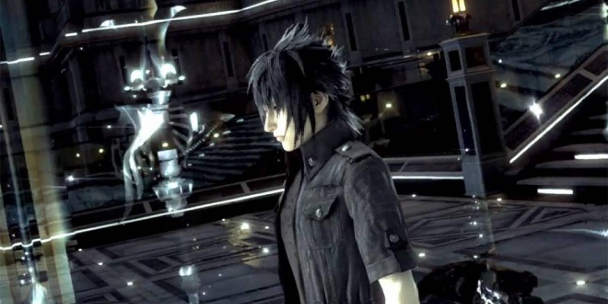 Square Enix muestra las batallas de Final Fantasy XV en un nuevo video #E3
