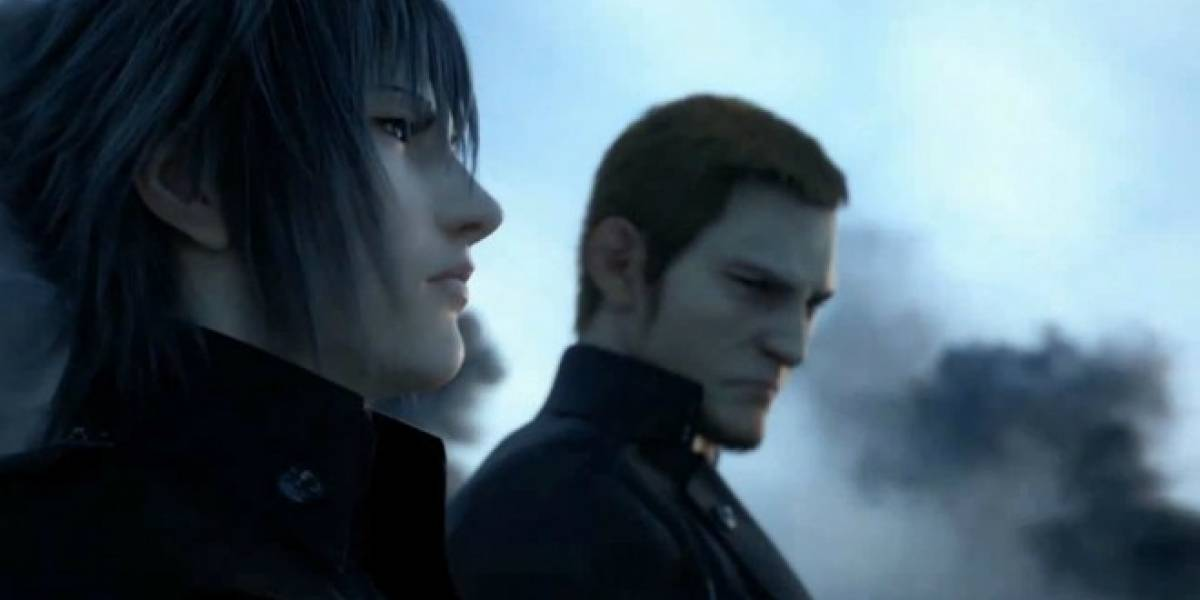 Final Fantasy Versus XIII se transforma en Final Fantasy XV #E3