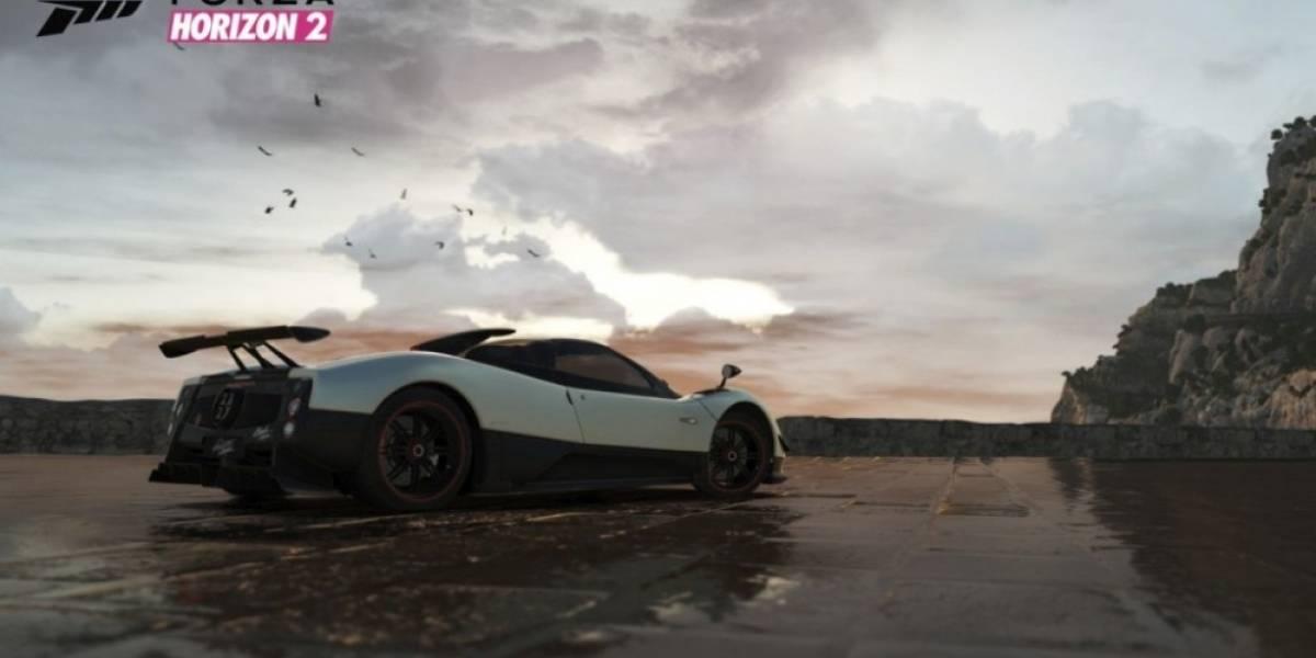 Forza Horizon 2 llegará sin microtransacciones