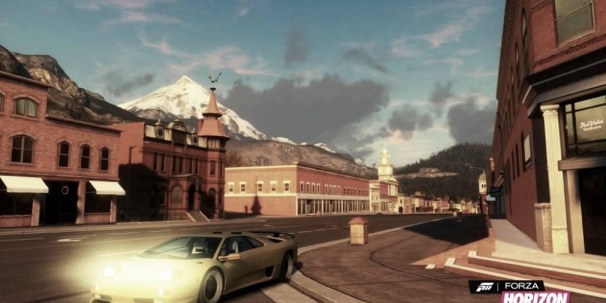 Forza Horizon 2 llegará este año a Xbox 360 y Xbox One