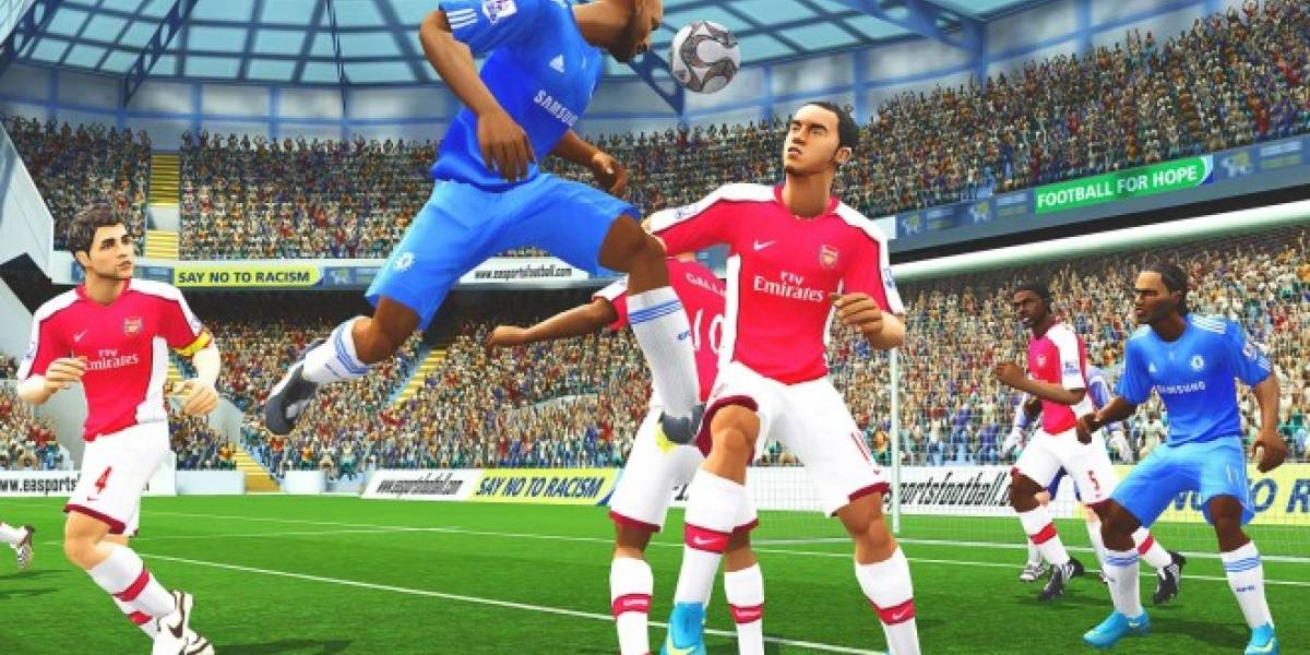 Las novedades de FIFA 14 en 3DS: actualizar uniformes y plantillas