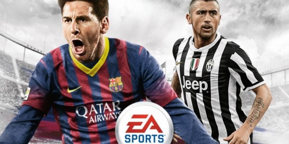 FIFA 14 hará su estreno en Sudamérica en Festigame 2013