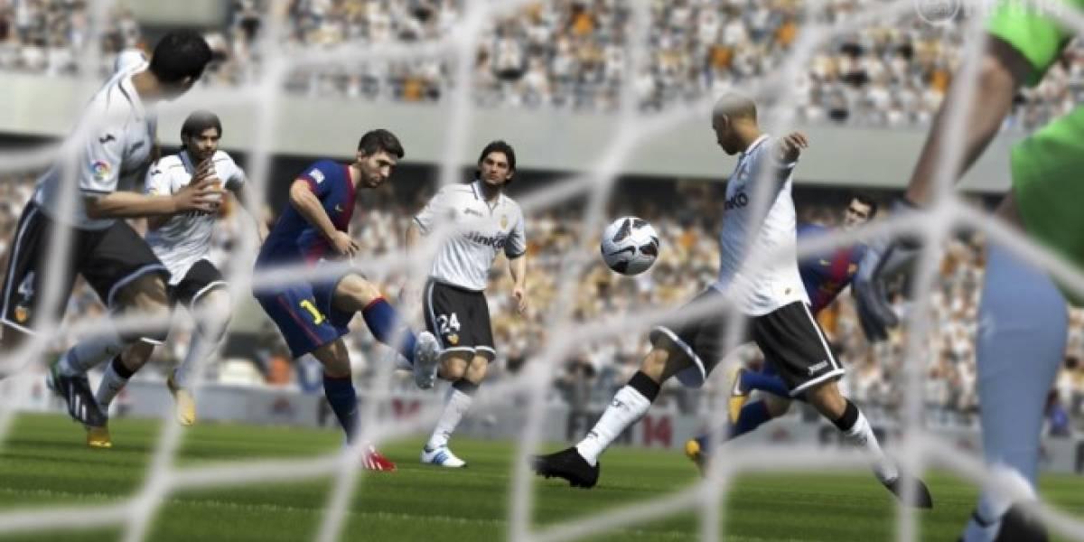 Tráiler de FIFA 14 muestra los nuevos disparos y los movimientos de precisión