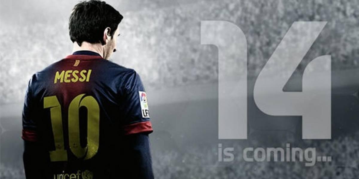EA Sports revelará más noticias de FIFA 14 mañana