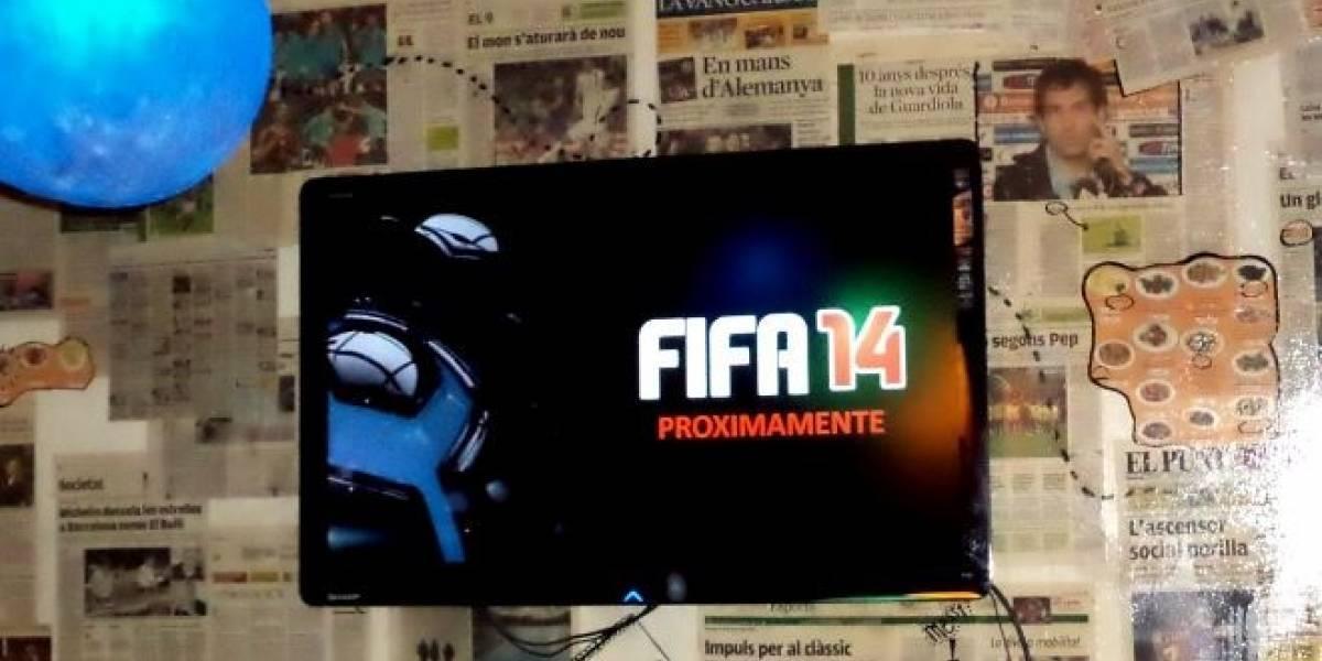 FIFA 14 ya tiene fecha de estreno