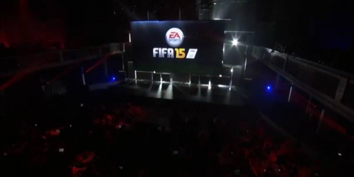 FIFA 15 recibe nuevo tráiler y fecha de lanzamiento #E32014