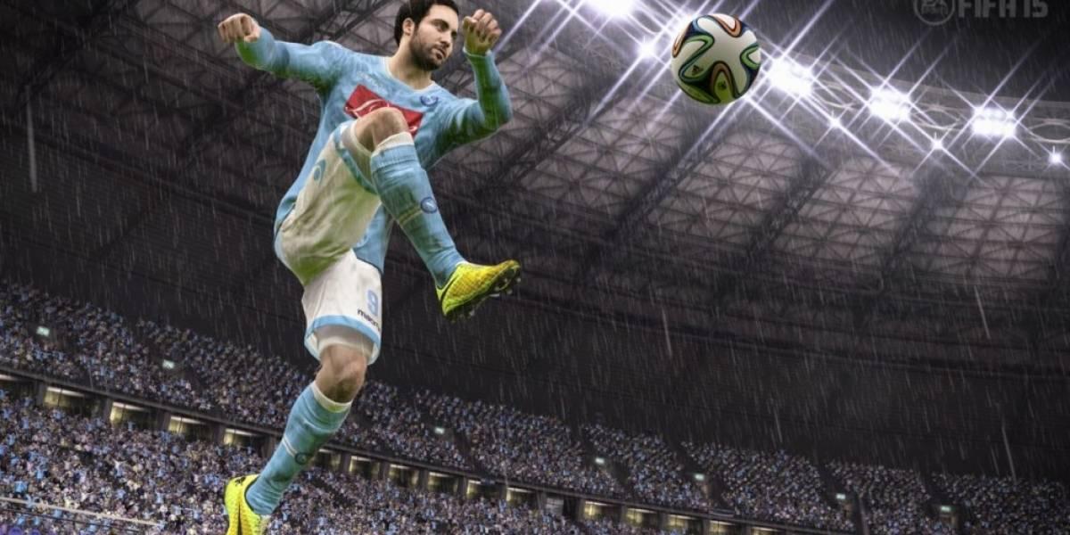 FIFA 15 recibe nuevo video sobre agilidad y control del balón