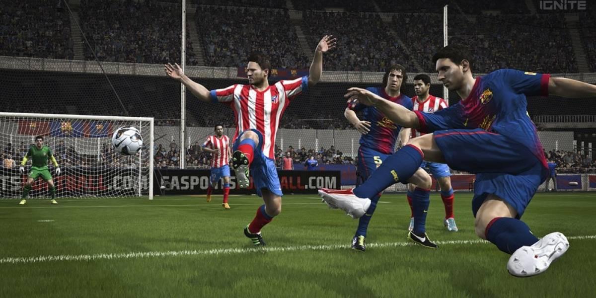 ¿Qué diferencias habrá entre FIFA 14 de actual y siguiente generación?