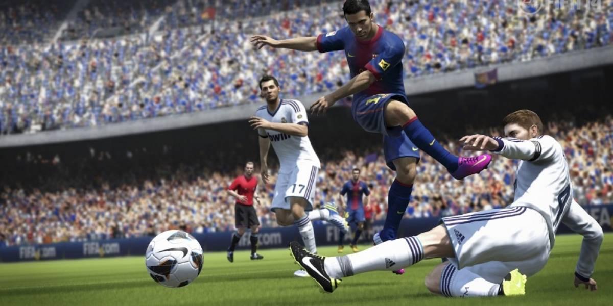 Rumor: FIFA 14 vendrá incluido con cada Xbox One en Europa