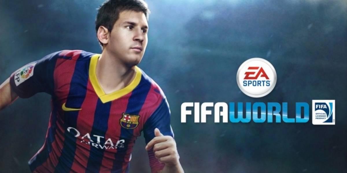 FIFA World se lanza en beta abierta