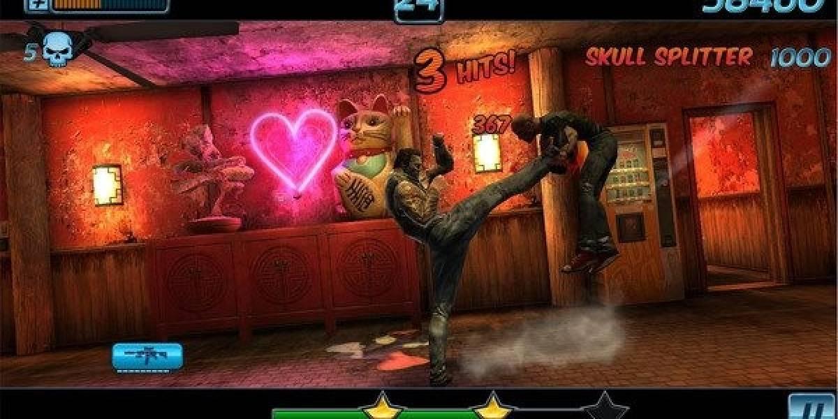 Fightback, el nuevo juego de Ninja Theory, aparecerá en Android y iOS